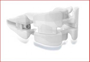 an example mandibular advancement device